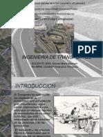 Exposicion Ingenieria de Transportes