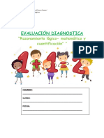 EVALUACION DIAGNOSTICA KINDER.doc