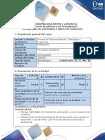 Guía de Actividades y Rúbrica de Evaluación - Actividad 2 - Apropiar Conceptos y Definir Equivalencia de Señalización