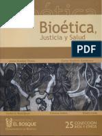 Varios - Bioetica Justicia Y Salud