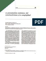 constructivismo a la complejidad.pdf