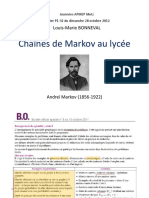 P1 32 Chaines Markov Lycee