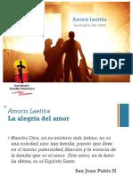 JFM 2016 - Amoris Laetitia y Jubileo de La Misericordia