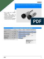 Omron Capteurs photoélectriques