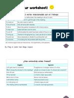 Phrasal Verbs Para El Trabajo Worksheet 1