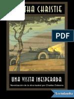Una Visita Inesperada - Agatha Christie