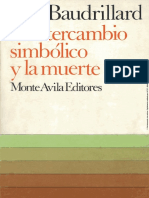 Baudrillard_intercambio simbólico y muerte.pdf