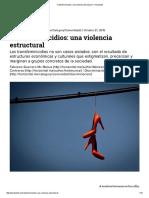 Transfeminicidios_ Una Violencia Estructural – Horizontal