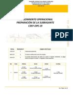 C397-OPE-19 Preparación de La Subrasante JOA 27ago 0