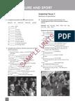 CuttingEdge PreIntermediate Workbook