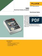 1323303004+Fluke-biomedical-180-Electrical-Safety-isolation-tester