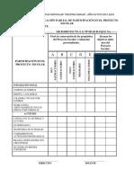 Ficha de evaluación PE
