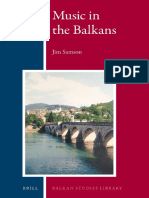 [Jim Samson] Music in the Balkans