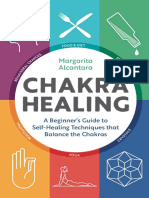 Chakra Healing a Beginner's Guide to Self-Healing Techniques That Balance the Chakras
