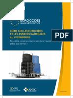Guide Eurocodes Et Annexes Nationales