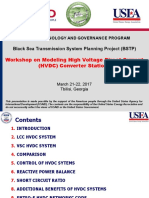 Bstp en Hvdc Psse Training, Day 1 - Theory