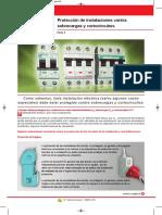 77_18  Ing. Carlos A. Galizia. Protección de instalaciones contra Sobrecargas y Cortocircuitos. Parte 2..pdf
