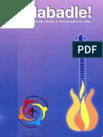 Alabadle 2a Edición, 2017, Acordes Guitarra.