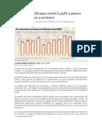 Economía Boliviana Creció 6