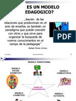 PresentacionModelosPegagogicos2doEncuentro