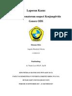 Laporan Kasus Konjungtivitis GO Neonatus