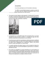 Inicios de La Perforacion Petrolera