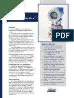 Datasheet Foxboro IMV25andIMV30 MultivariableTransmitters 03-10