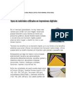 Imprenta - Para El Curso de Practicas