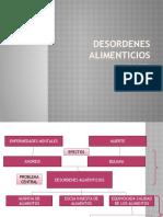 DESORDENES ALIMENTICIOS PROYECTO