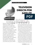 Televisión Directa Por Satélite