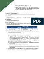 Regulamento TIM Controle C Plus[1]