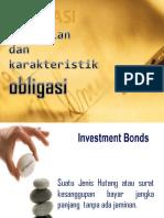 Penilaian Dan Karakteristik Obligasi
