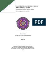 Konsep Dan Tugas Perkembangan (Smp)