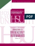 Libro 6 Escuela de Supervisores-Orientacion y Entrenamiento