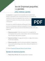 30 Ejemplos de Empresas pequeñas.docx