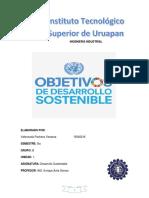 17 Objetivos Del Desarrollo Sustentable