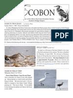 March 2008 Ecobon Newsletter Hilton Head Island Audubon Society