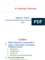 Machine Learning Intro