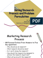 2. MR Process & Problem Formulation
