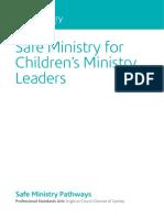 Pathways-Childrens Ministry Leader