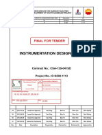 SA01 GENXXX SDIN BSDS 0001 B04 a _Instrumentation Design Basis Sazeh Commented