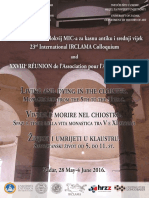 Living and Dying in the Cloister; Monastic Life From the 5th to the 11th. c..pdf