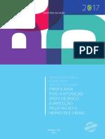 PCDT PEP/PPE 2017