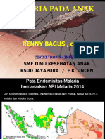 Anak Malaria 14 Sept 2015