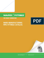 Ward Domestic Pipe Fittings US Catalog