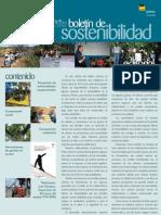Boletín N 9 del Programa Talento de Sostenibilidad 01
