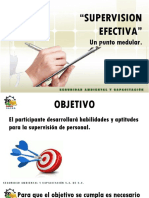 Supervision Efectiva SACSA