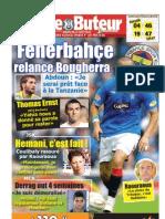 LE BUTEUR PDF du 22/08/2010