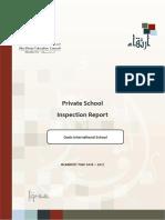 ADEC - Oasis International School 2016-2017