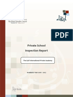 ADEC - The Gulf International Private Academy 2016-2017